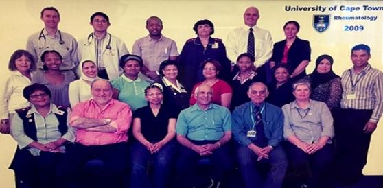 UCT Rheumatology 2009